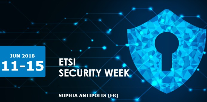 Visual ETSI security week