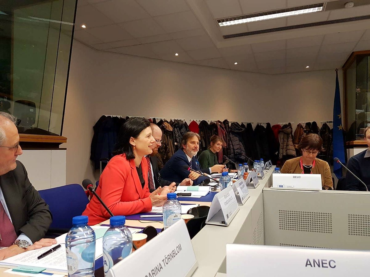Meeting of the European Consumer Consultative Group